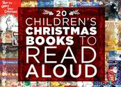 20 Magical Children's Christmas Books To Read Aloud