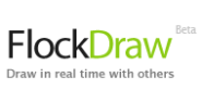 FlockDraw - Free Online Drawing Tool - Collaborative Group Whiteboard