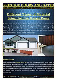Maintain Your Garage Doors in New Zealand
