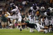 TCU Horned Frogs vs Baylor Bears - Saturday 3:30pm EST