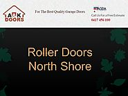 Roller Doors North Shore