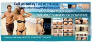 "CoolSculpting Thailand by Zeltig, Reduce fat on Your New Year - Urban Beauty Thailand offer ""SAVE TIME PRICELESS"" 15,..."