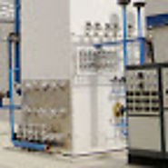 Industrial Cryogenic Oxygen Generation Plant