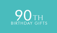 90th Birthday Gifts at Find Me A Gift