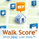 Get Your Walk Score of Homes
