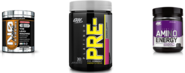 best creatine pre workout supplement