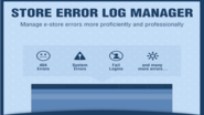 Store Error Log Manager Extension | CrunchBase