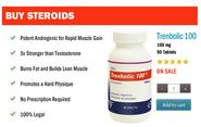 Trenbolone Cycle | Results, Dosages and Trenbolone Acetate for Sale
