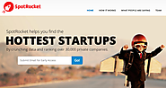 SpotRocket - Ranking the hottest startups
