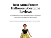 Best Anna Frozen Halloween Costume Reviews