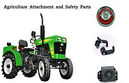 Compact tractors attached agriculture safet parts