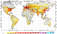 Detailed map clearly shows the origin of global CO2 emissions