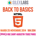 25 nov 2014 | Back to Basics : HTML 5 | Paris