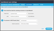 Integrate Shopify and QuickBooks Online | ZapStitch