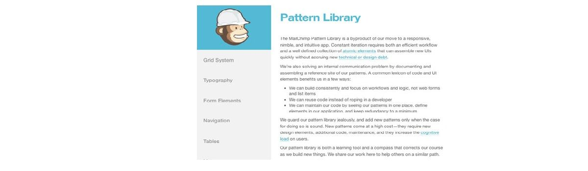 Headline for Your suggestions for alternatives to @Pattern Library #webtoolswiki