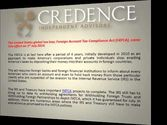 Credence Independent Advisors: A Look at FATCA (Foreign Account Tax Compliance Act)