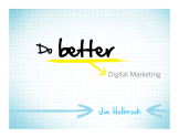 Jim Holbrook's digital marketing thoughts