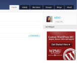 WordPress Ad Widget Plugin - WPMU DEV