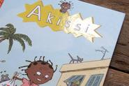 Akkissi, a tough little girl in Abidjan by Abouet and Sapin