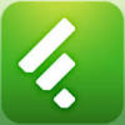 Feedly, your magazine-like start page