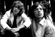 Can you hear me knocking? with Mick Taylor
