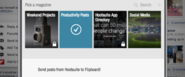 Make Flipboard magazines from social media in Hootsuite