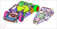 Vehicle Diving Deeper Using Finite Element Analysis