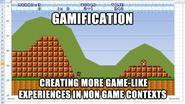 Defining gamification - what do people really think?
