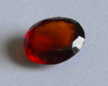 2.68ct natural Hessonite garnet loose gemstone