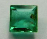 0.12ct top quality natural green Colombian Emerald gemstone