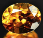 3.24 Ct. Oval Shape Natural Imperial Topaz