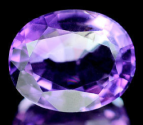 1.81 Ct. Oval Natural Purple Amethyst Gemstone