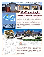 Choose an Experienced Home Builder in Coromandel
