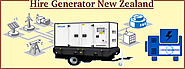 Increasing Demands of Generators and Generator Rental Services