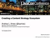 Creating a Content Strategy Ecosystem