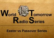 Easter vs Passover Series