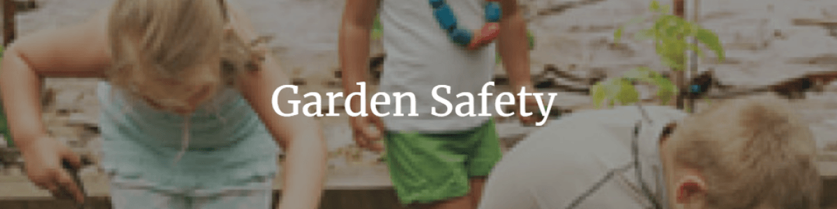 Headline for 19 ways of how you can make your garden 🏡 safe for your children 👩‍👦