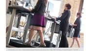 Treadmill Desk Puts the Work in Workout | Videos | DoItYourself.com