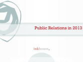 Public Relations in 2013: How the Industry Has Evolved