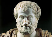 Aristotle Yes, yes. His pupil Alexander the Great was one of cricket's legendary opening batsmen, but Aristotle himse...