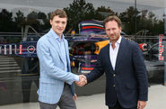 Exness announced partnership with Infiniti Red Bull Racing