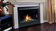 Patriot Direct Vent Gas Fireplace by Wilshire Fireplace Shop