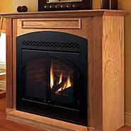 DVB Direct Vent Gas Fireplace