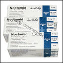 Noctamid (Lormetazepam) 1mg by Schering x 1 Blister - World Of clinix