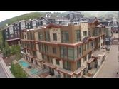 Lowell Base of Park City Mountain Resort Ski Condo For Sale HD Aerial Video
