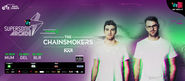 Vh1 Supersonic Arcade - The Chainsmokers