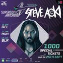 Vh1 Supersonic Arcade with Steve Aoki