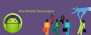 Hire mobile web developers, hire android developers india || Parshwa Technologies