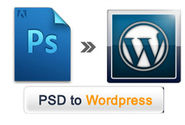 PSD to Wordpress, PSD to Wordpress conversion services