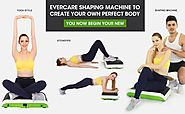 Emer Full Body Vibration Platform Fitness Machine